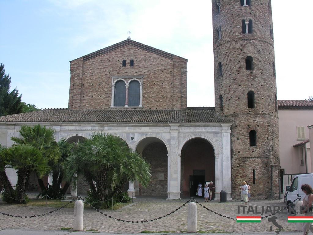 Rawenna-Sant'Apollinare Nuovo