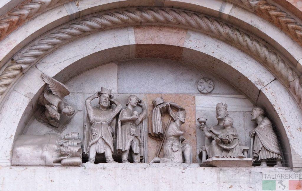 Adoracja Trzech Króli - Bazylika San Mercuriale - Forli