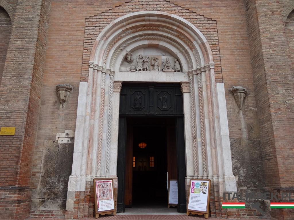 Wejście_do_San_Mercuriale-Forli