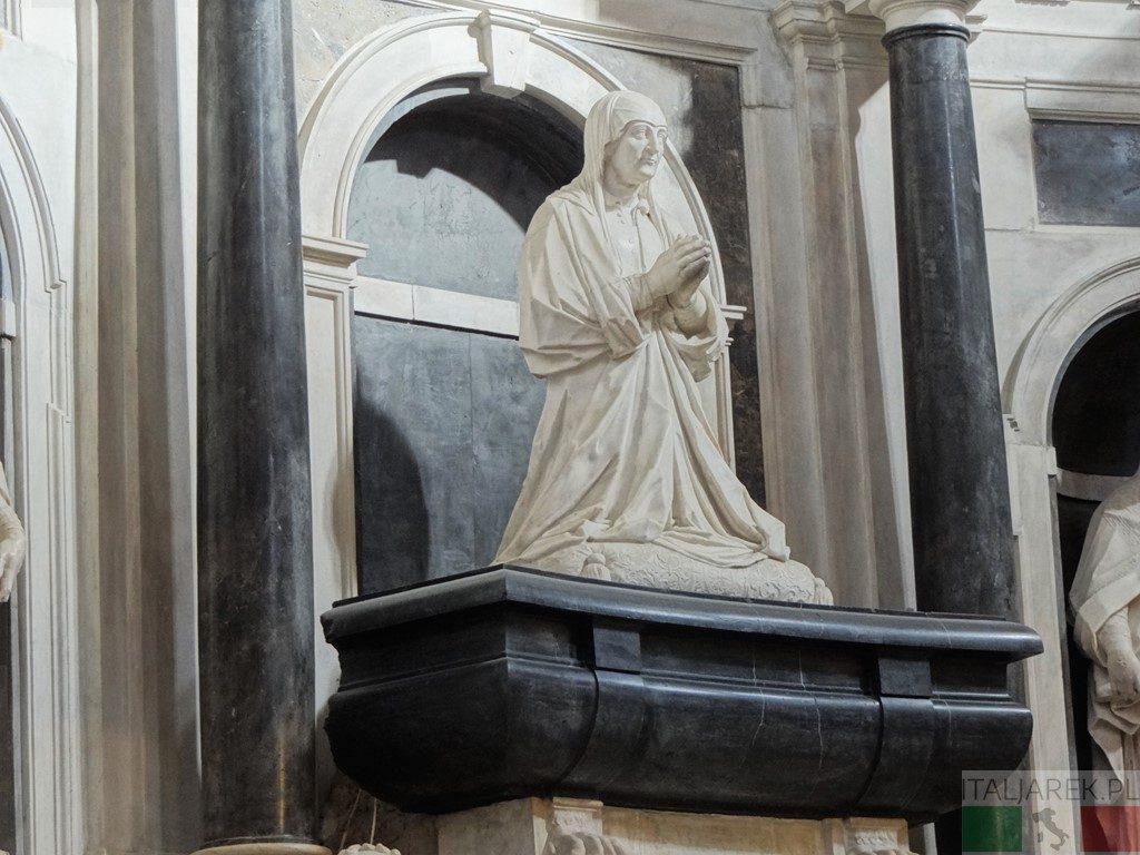 Figura królowej Bony
