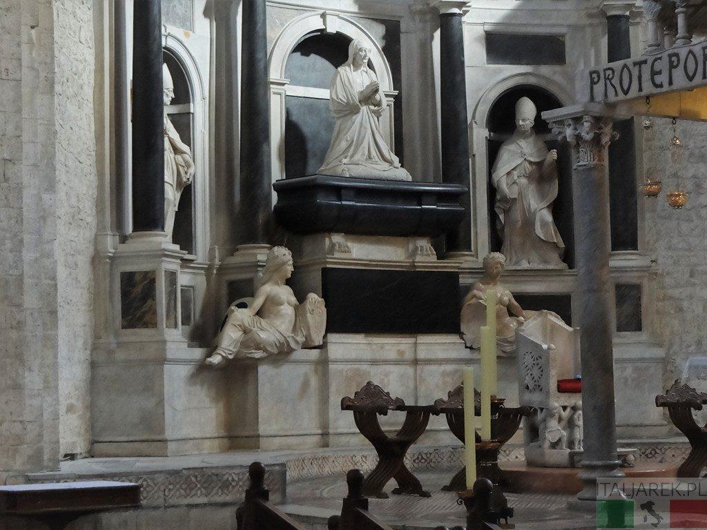 Mauzoleum królowej Bony