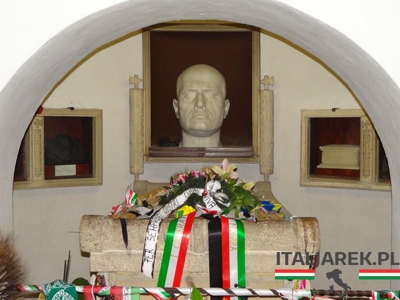 Grobowiec Mussoliniego