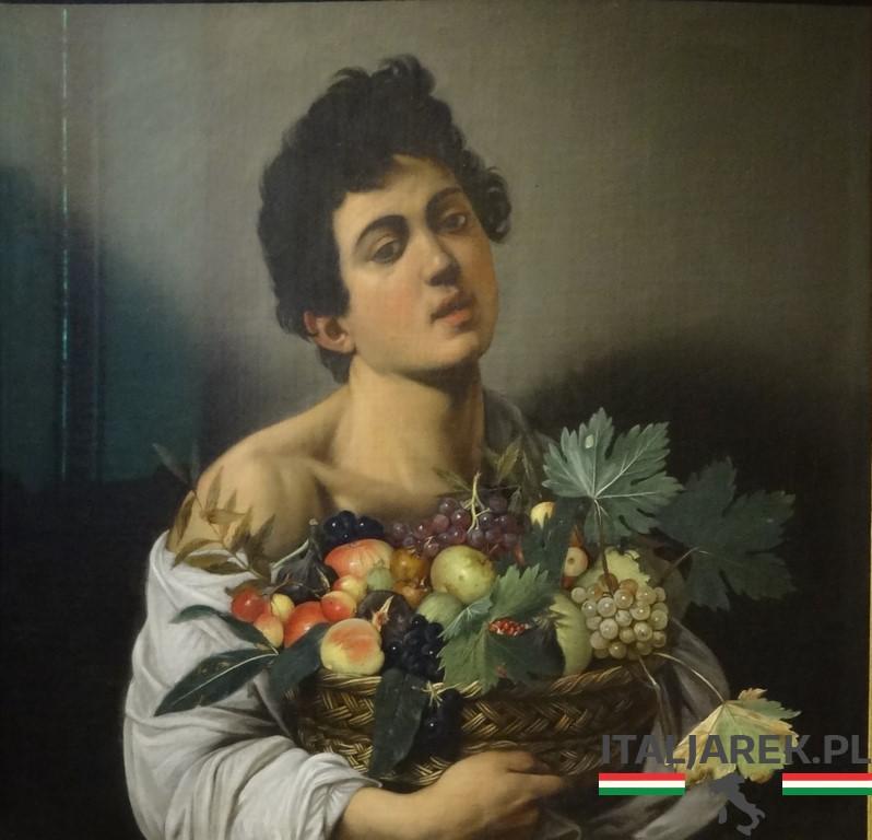 Caravaggio-chlopiec-z-koszem-owocow