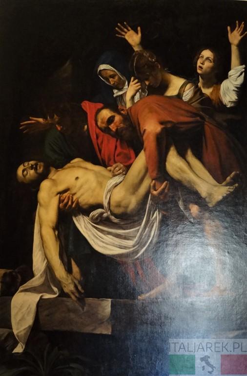 Caravaggio-złożenie-Chrystusa-do-grobu
