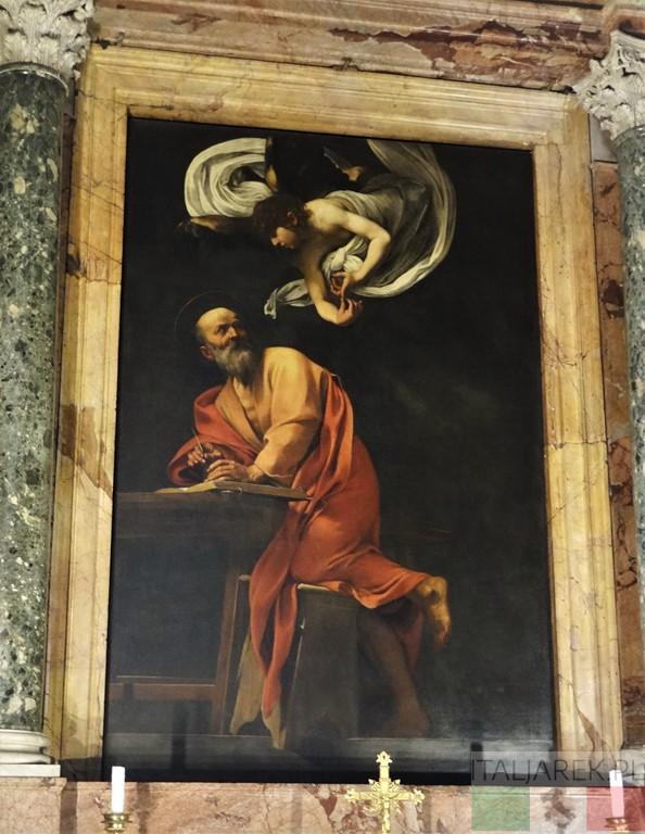 Carravaggio-św-Mateusz-piszący-Ewangelię