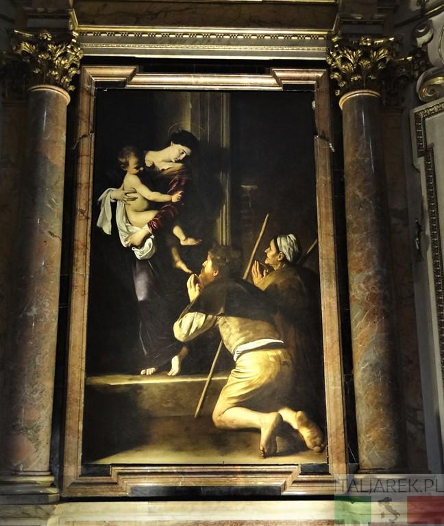 Carravaggio-Madonna-pielgrzymów