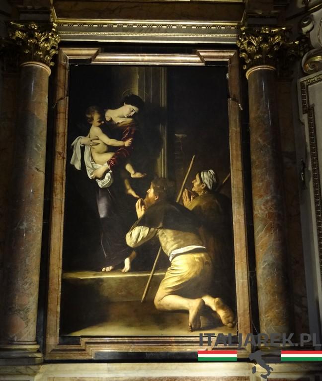 Caravaggio-Madonna-pielgrzymów