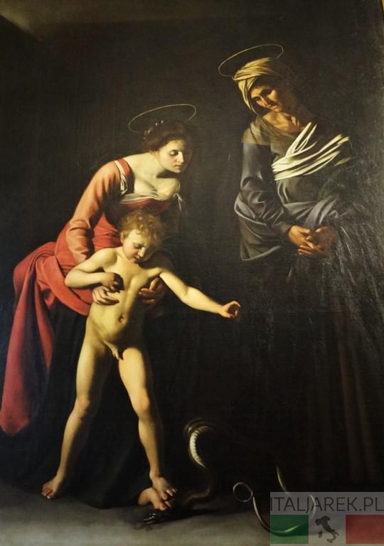 Carravaggio-Madonna-ze-św-Anną