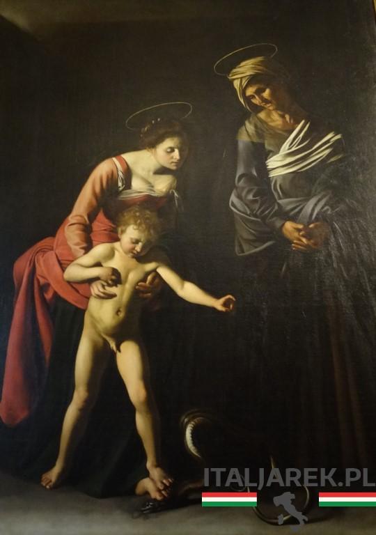 Caravaggio-Madonna-ze-sw-Anną