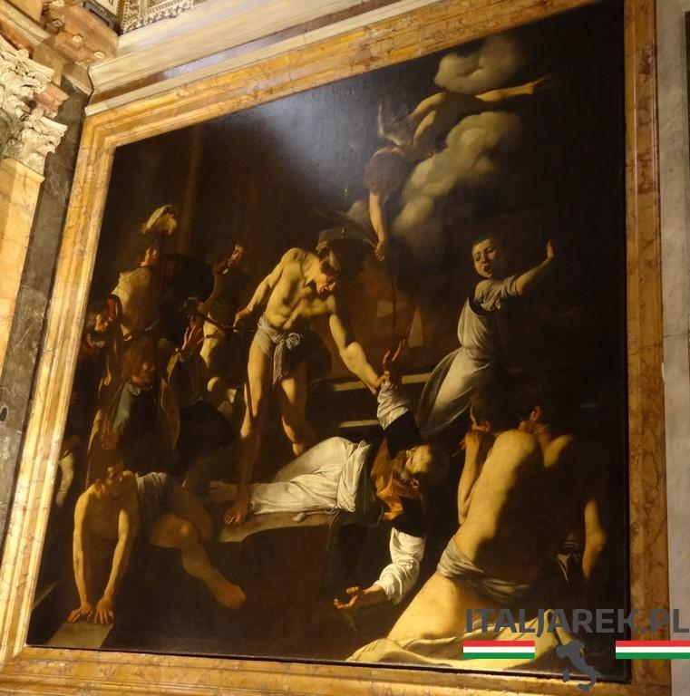 Caravaggio-Męczenstwo-św-Mateusza
