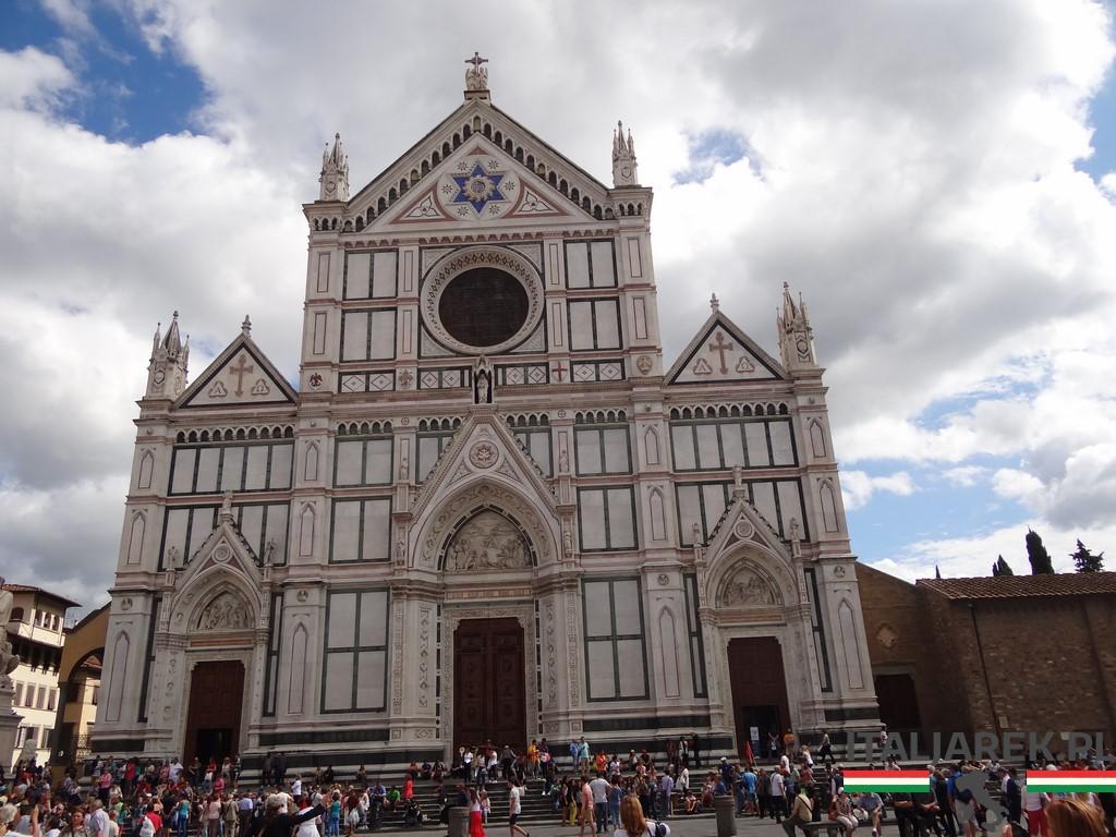 Bazylika Santa Croce - fasada