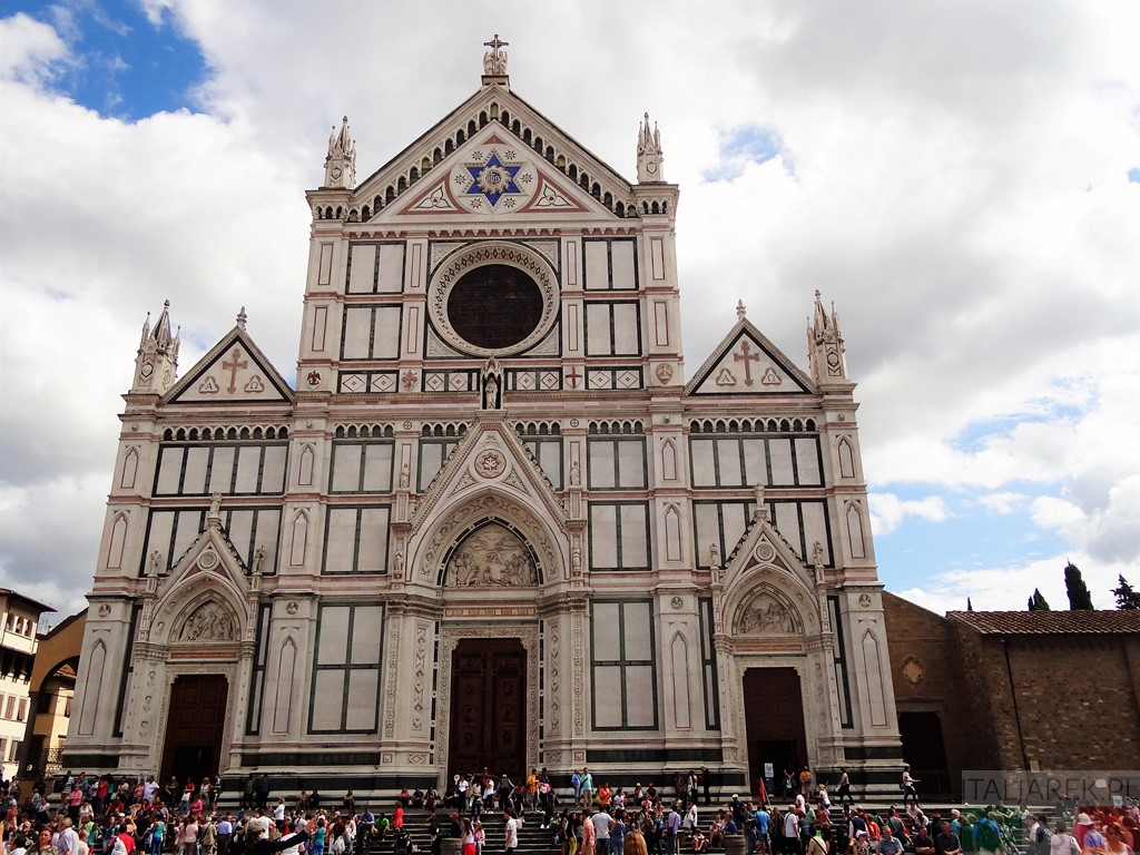 Santa Croce - Florencja