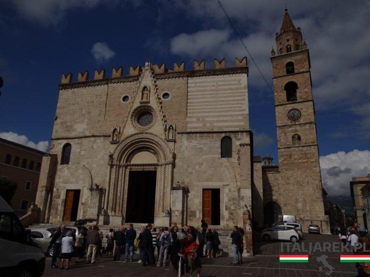 katedra św Berarda w Teramo