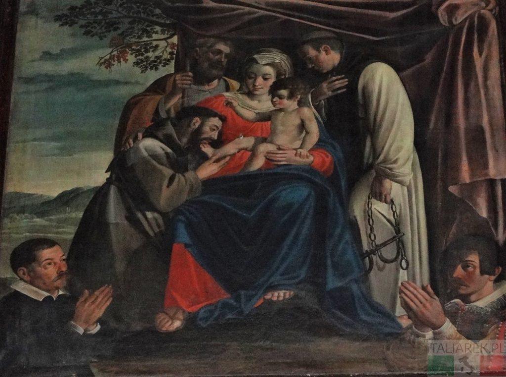 Matka Boska z Dzieciątkiem i św. Józefem, Sebastian Majewski