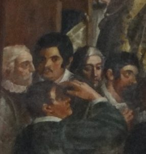 Sebastian Majewski autoportret