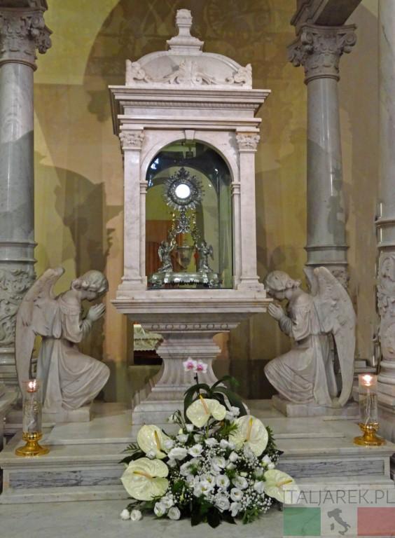 Relikwiarz Cudu Eucharystycznego