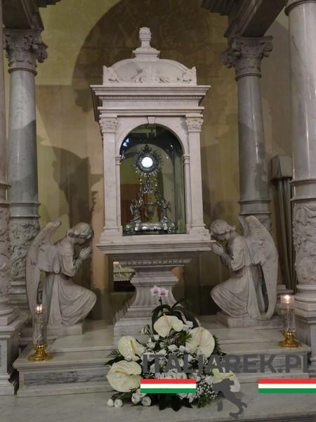Relikwiarz - Lanciano