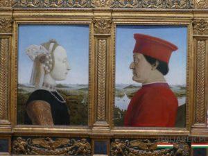 Galeria Uffizi Florencja