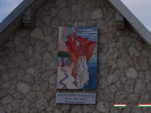 Jan Paweł II błogosławi Abruzji