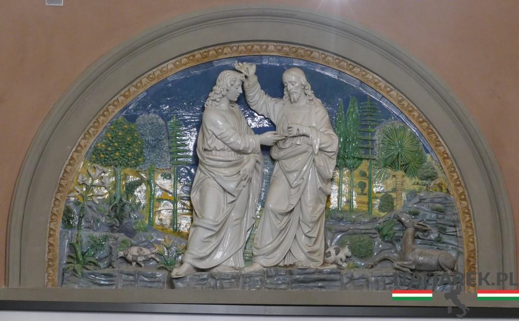 Chrystus i św. Tomasz - Villa la Quiete