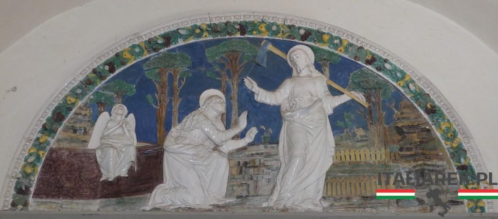 Jezus ogrodnik - Noli me tangere