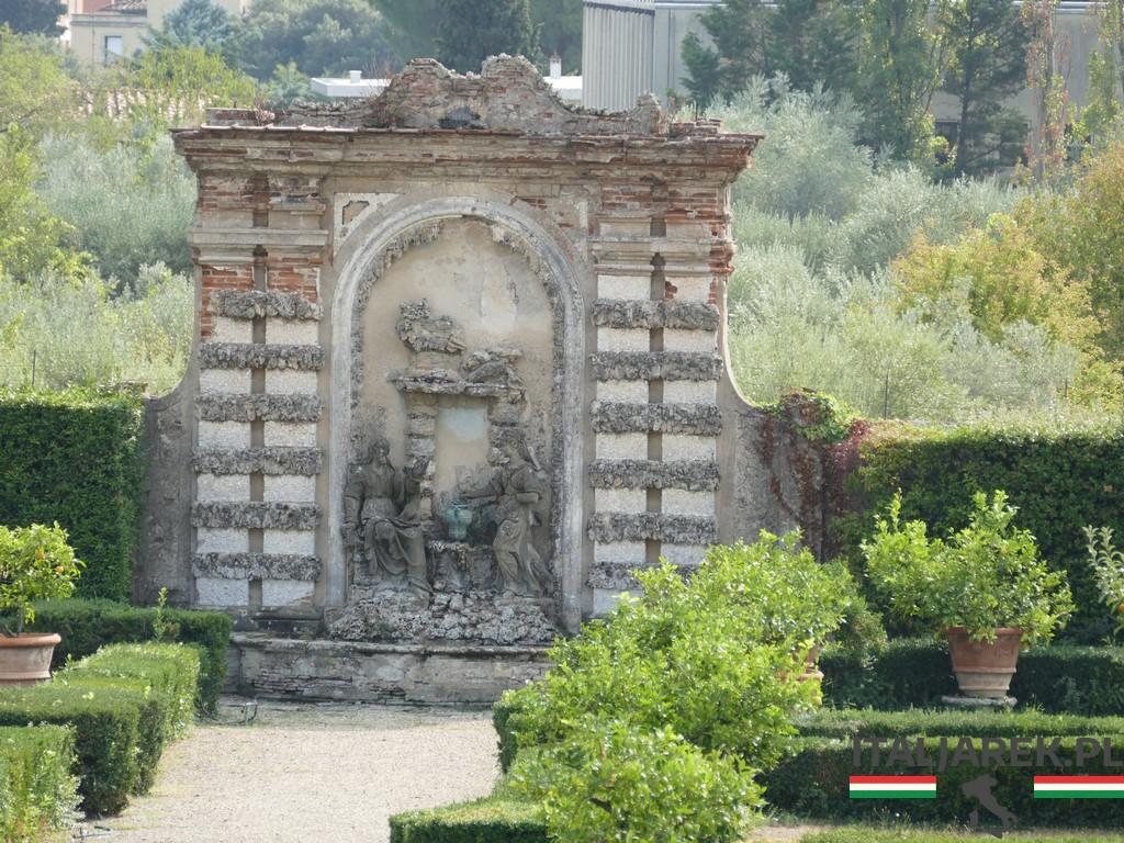 Villa la Quiete - ogród 1