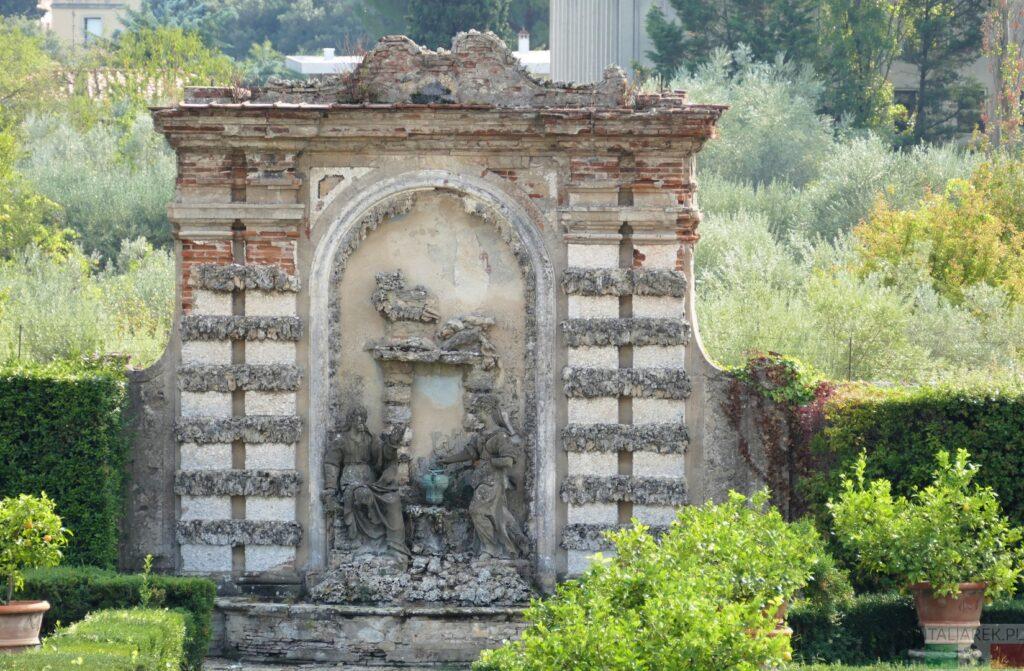 Villa la Quiete - ogród