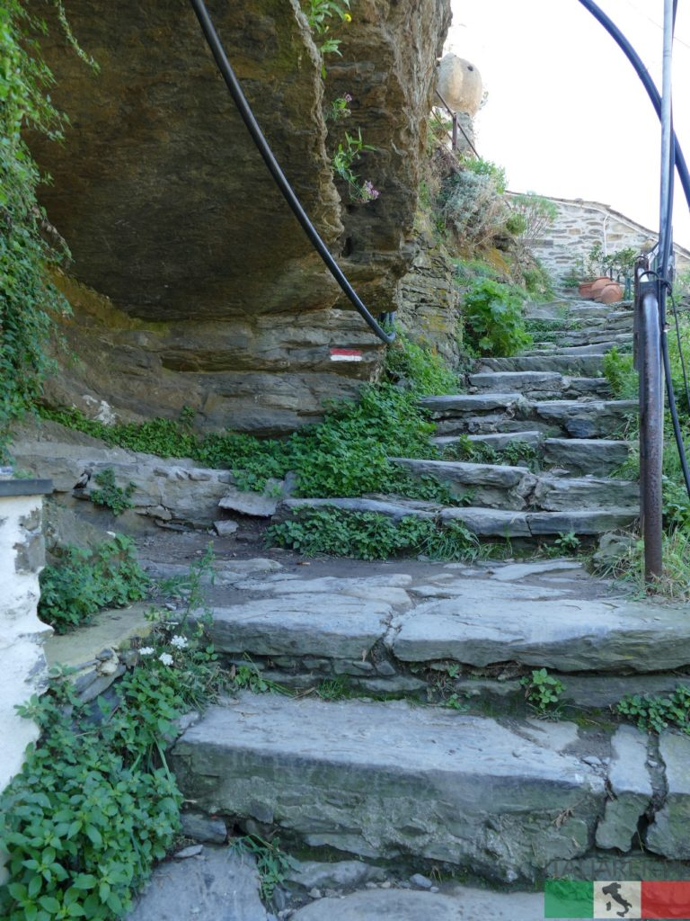 Schody schody Cinque Terre