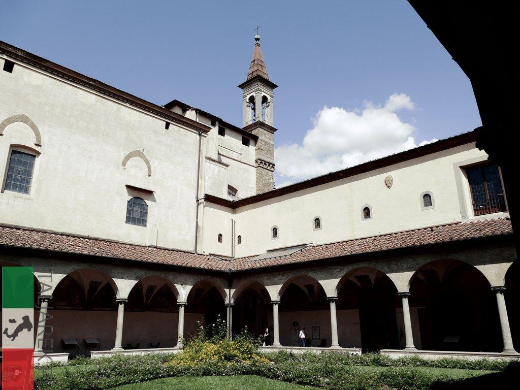 klasztor San Marco - obecnie muzeum