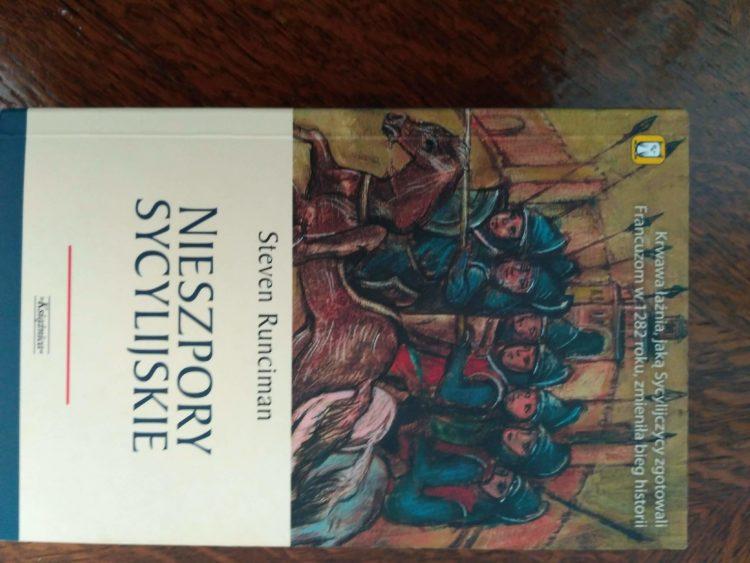Nieszpory sycylijskie, S. Runciman