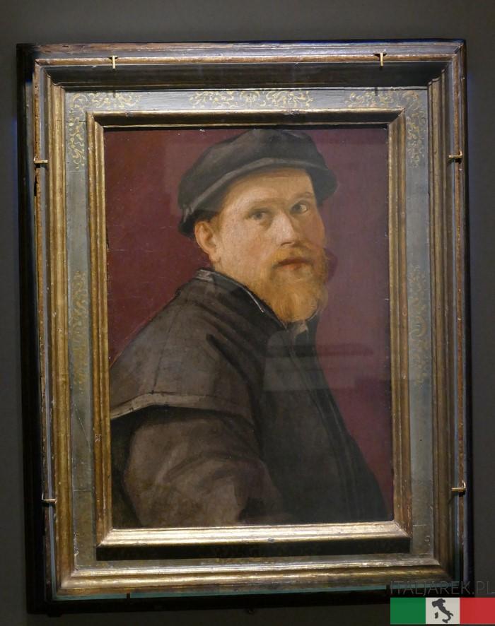 Pontorno - Autoportret