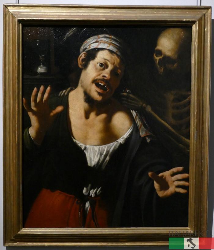 Malarz ze Sieny - Memento mori