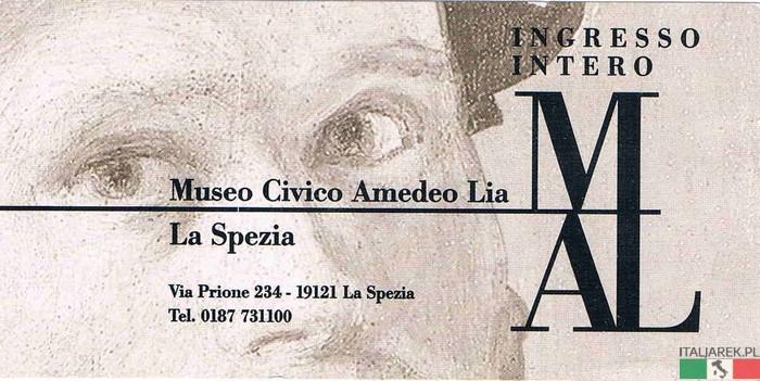Museo Lia - bilet wstępu