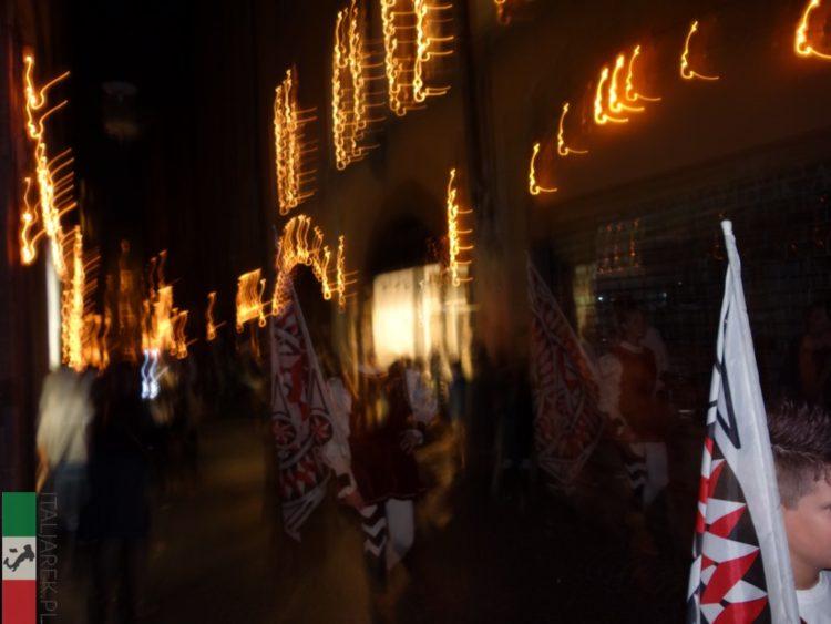 Lukka - procesja 14 września - Luminaria