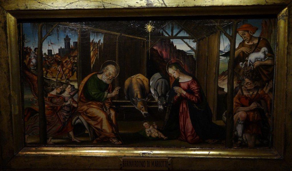 Bernardino di Mariotto, Galeria Colonna