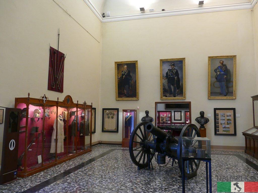 Villa Contracagna - muzeum bitwy