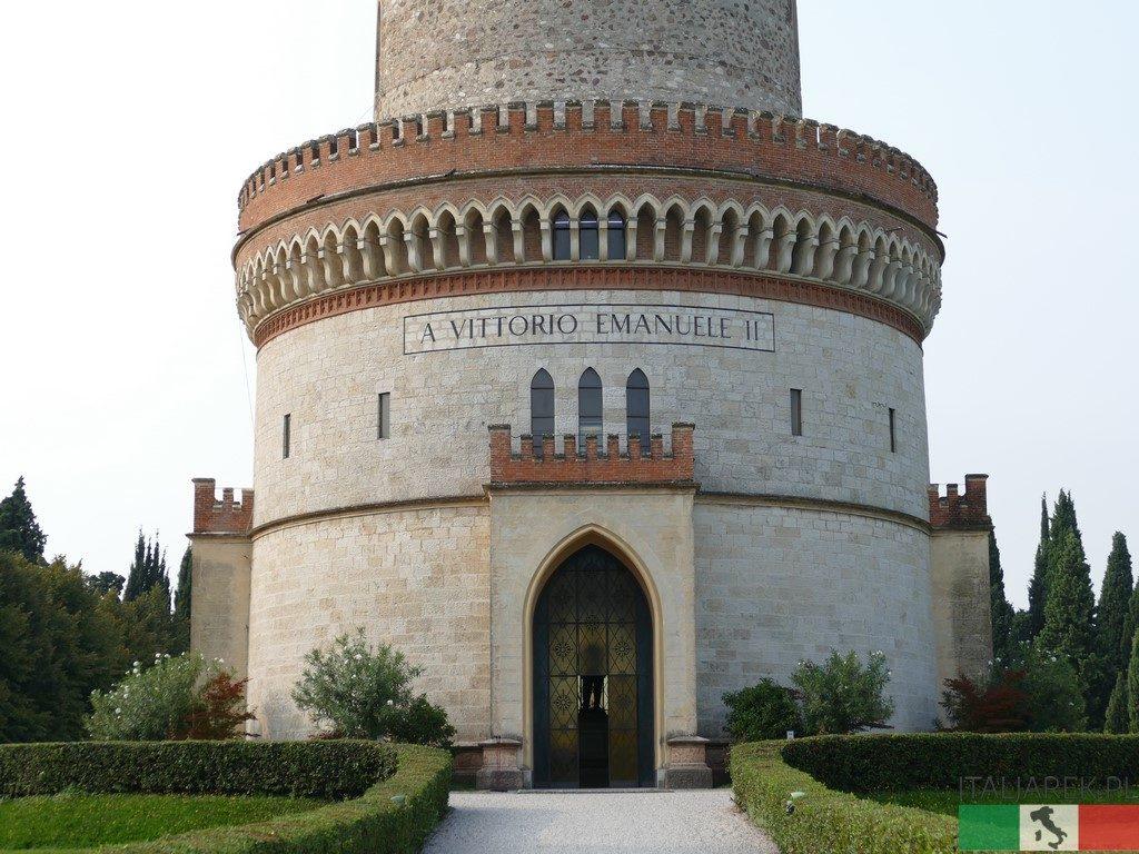 Podstawa wieży - San Martino