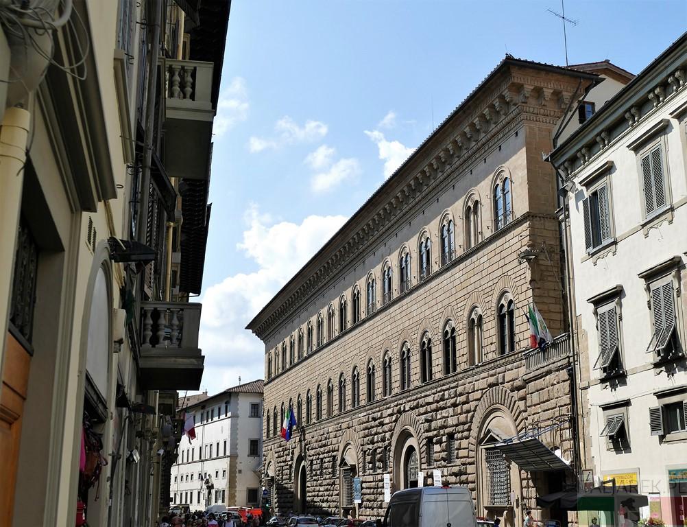 Pałac Medyceuszy - Florencja