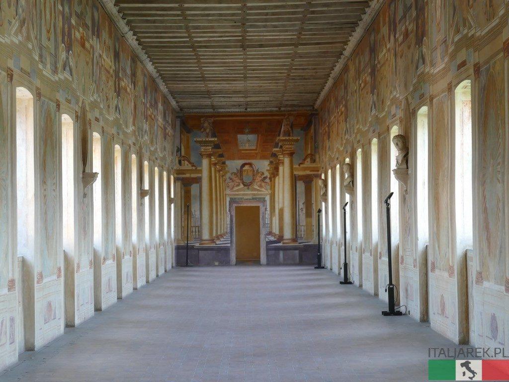 Galleria degli Antichi - piętro