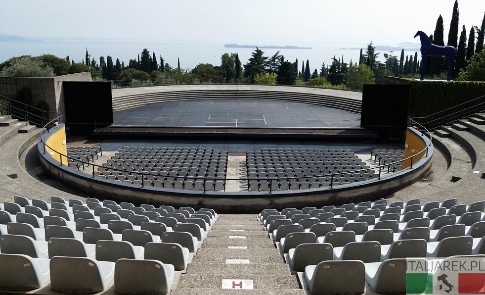 Vittoriale - amfiteatr