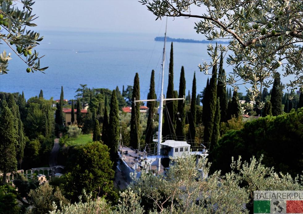 Vittoriale - krążownik Puglia