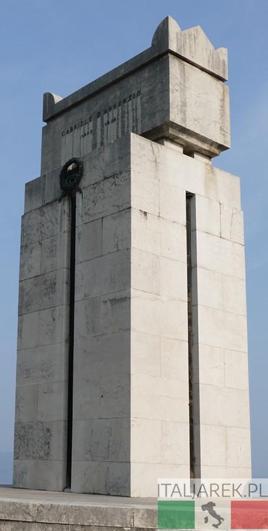 Grobowiec Gabriele D'Annunzio