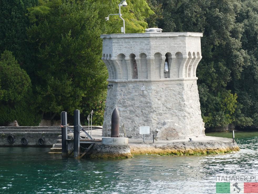 Isola del Garda - przystań