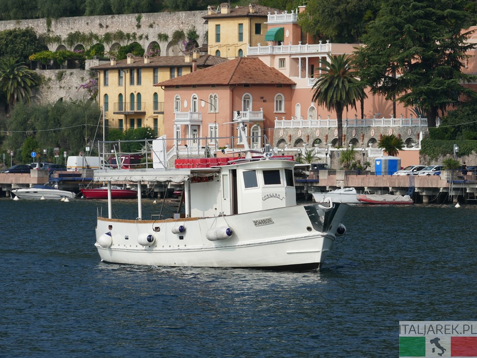 Transport na Isola del Garda