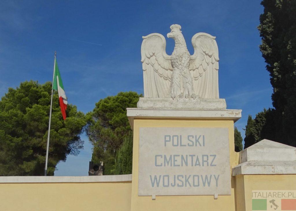 Polski Cmentarz Wojskowy - Casamassima