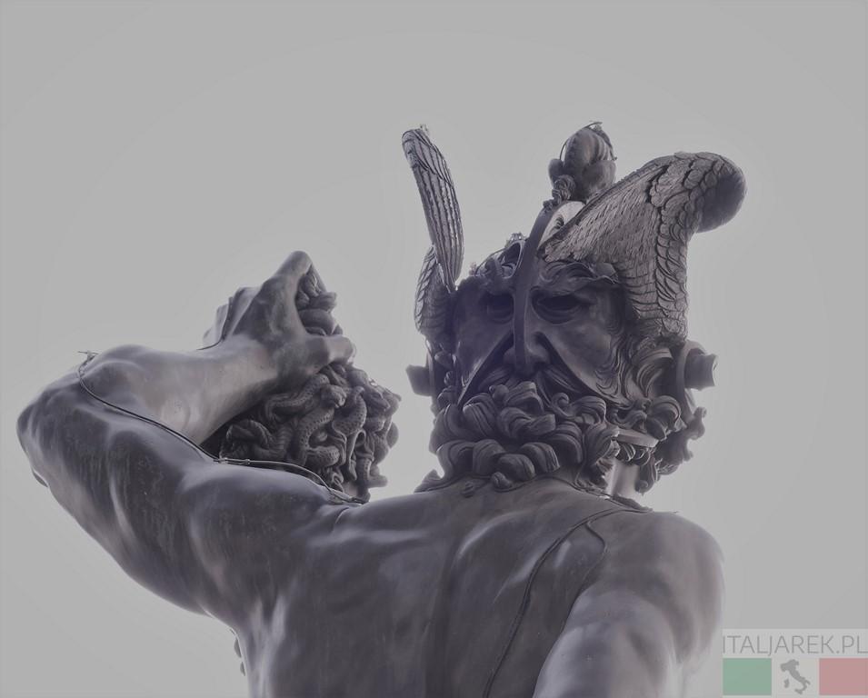 Florencja - Perseusz i tajemnicza twarz