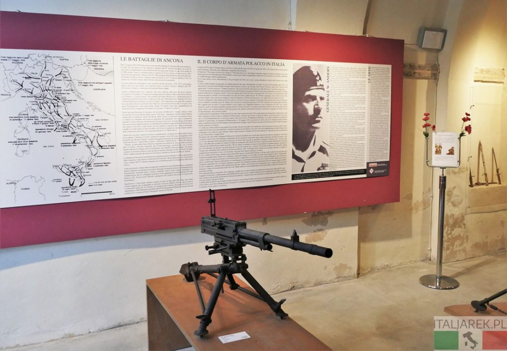 Offagna - Museo della Liberazione di Ancona