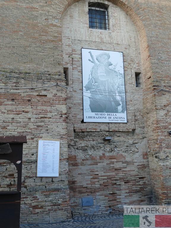 Offagna - Muzeum wyzwolenia Ankony