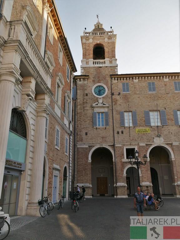 Senigallia - Palazzo Comunale AD 2019