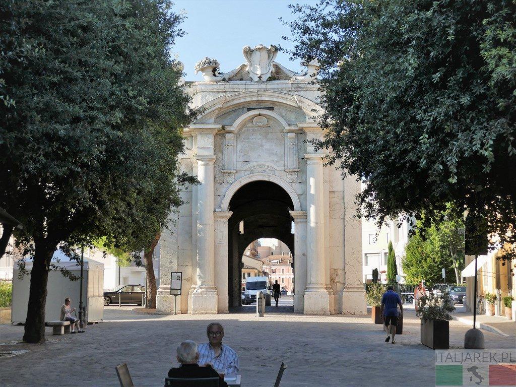 Porta Lambertina - Senigallia